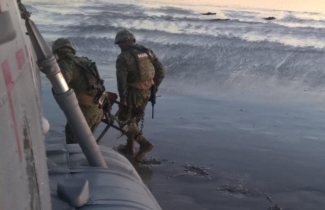 d a a a armada de mexico helicoptero