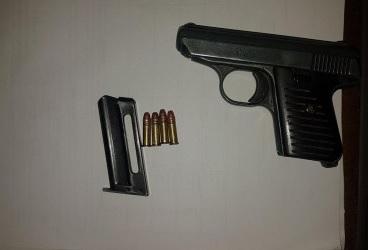 x arma de fuego estadunidense