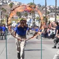 #Ensenada: se alistan para el próximo desfile del 20 de Noviembre