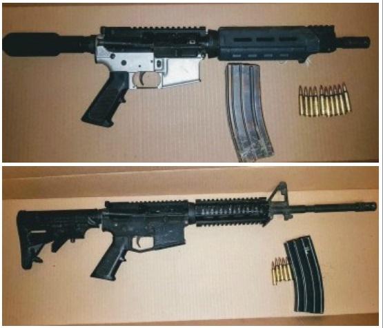 d a a a a fusiles de asalto