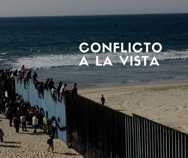 d a a a a playas de tijuana ok migrantes