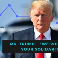 ¡Solicitan ayuda a TRUMP para independizar Baja California!