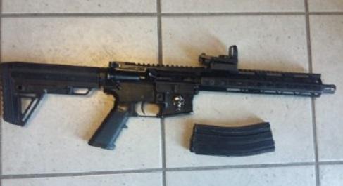 d a a a a fusil niño tijuana