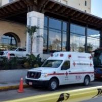 #Ensenada #Video: Empresario Ricardo Madrid atacado a tiros en acceso del Hotel Lucerna