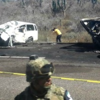 Murió en terrible accidente líder de los taxistas de Cabo San Lucas -- #VIDEO
