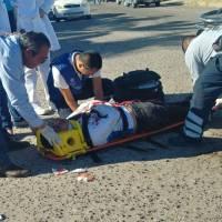 Diputado de morena acompañado de una prostituta atropelló a motociclista y nunca se hizo cargo de los gastos médicos, es de Baja California Sur.