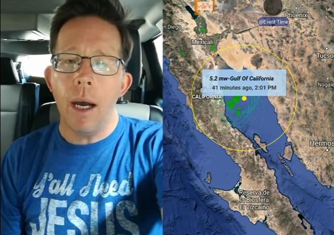 d a a a backman predice posible terremoto