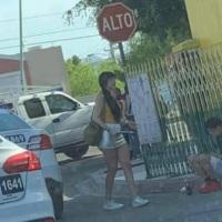 #Mexicali: Actriz de películas PORNO en accidente de tránsito