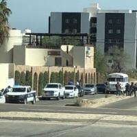 ¡Choferes de UBER atacaron a taxistas de Cabo San Lucas!