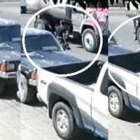 Cámaras de vigilancia captan suicidio en #CaboSanLucas -- (Video +18)