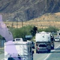 Caravanas de EEUU a colonizar la península de Baja California