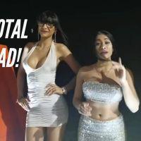 Video + 18: Actriz del cine porno se desnudó en malecón de La Paz