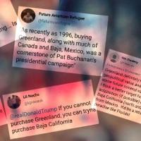 No compres Groenlandia… ¡mejor Baja California!, animan en redes a Trump