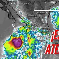 Primer huracán rumbo a Los Cabos y La Paz para este jueves