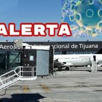 ¡Pasó por Tijuana Profesor infectado por #CORONAVIRUS!