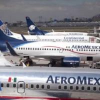 A los pasajeros de los aeropuertos de Mexicali y Tijuana