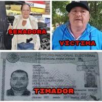 #MORENA #Escándalo: ¡Senadora Lucía Trasviña y su sobrino timaron a persona en La Paz!