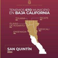 ¡Ensenada ha dejado de ser el municipio más grande de México!