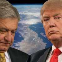 ¡Trump exige a AMLO la entrega de Baja California!