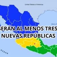 Romperán gobernadores pacto federal… ¡México se desintegra en naciones!
