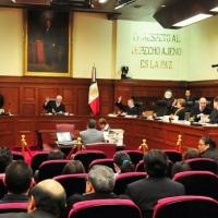 ¡Puso orden Suprema Corte de Justicia en Baja California Sur!