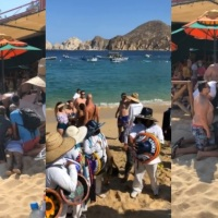 Jet Ski mató a una vendedora ambulante en Cabo San Lucas