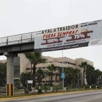 ¡Alcalde Armando Ayala de Ensenada resultó ser un vulgar traidor!