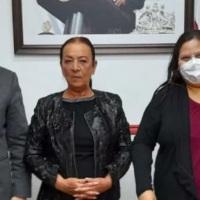 #MORENA: ¡Destape de Lucía Trasviña a gobernadora de Baja California Sur!