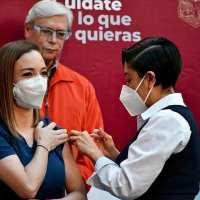 Alegría porque las vacunas llegaron a hospitales de Baja California