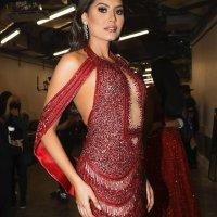 Triunfa Mexicana como #MissUniverse2021: #AndreaMeza