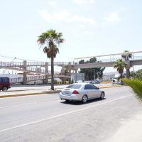 ¡Esperaron 14 años el puente peatonal en El Sauzal!