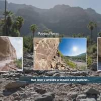 Pinturas Rupestres peninsulares en internet en bellas imágenes 360°